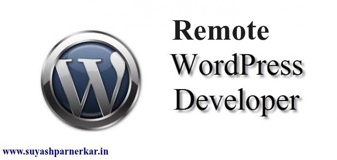 One Stop For All Your Website Needs Related To WordPress Development!