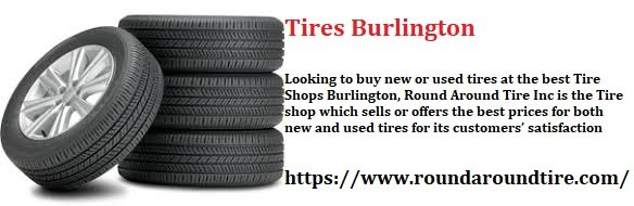 One Stop Shop For All The Discount Tires Burlington