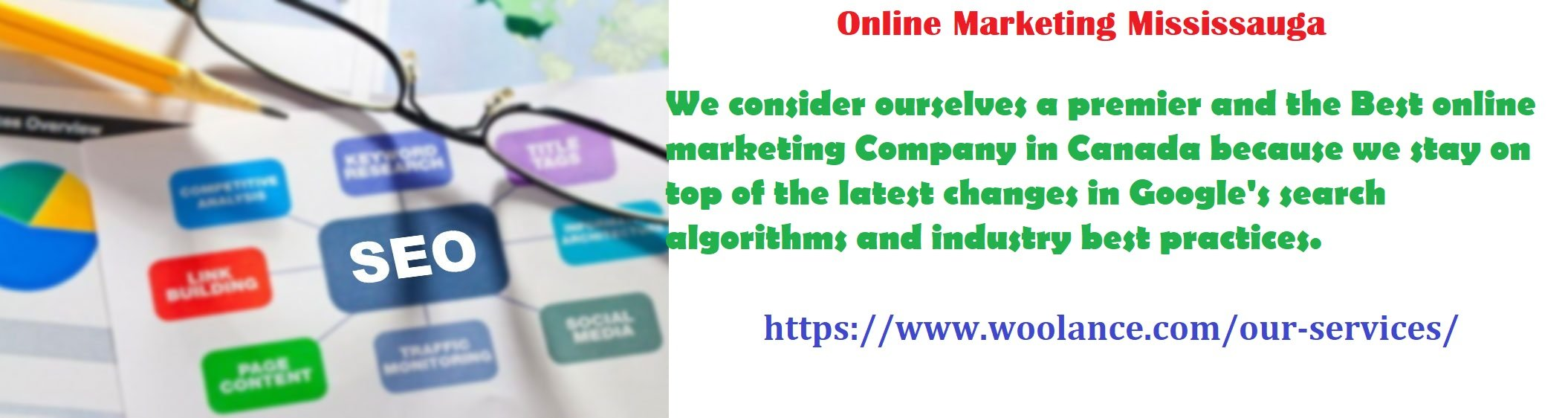 Online Marketing Mississauga
