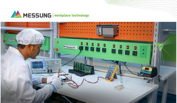 OPTIMISING TEST & MEASURING ENVIRONMENTS  FOR COMFORT, SAFETY AND PRODUCTIVITY
