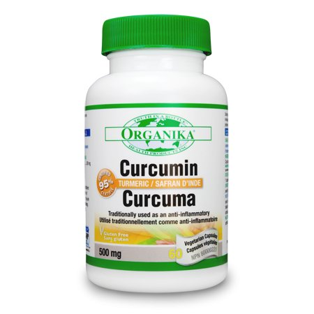 Organika Curcumin: The Best Defense Against Inflammation