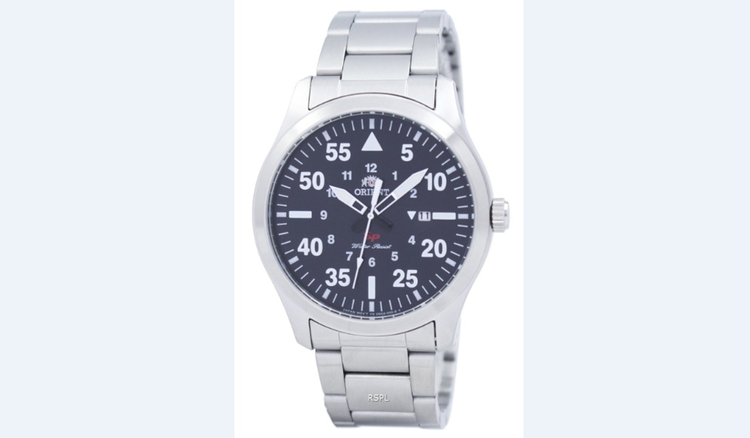"Orient ""Flight"" Quartz FUNG2001B Men's Watch: A Straightforward Street Smart Kid"