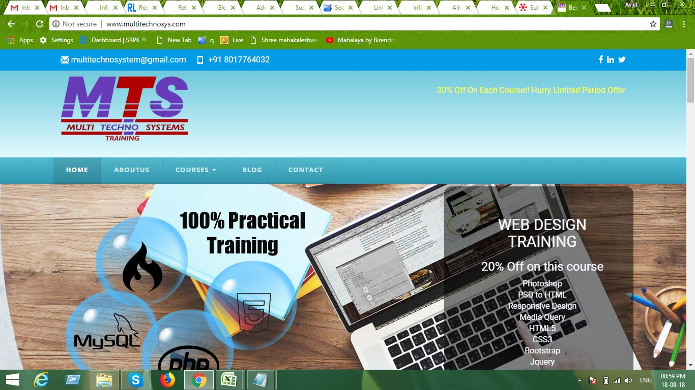 PHP Training Institute In Kolkata