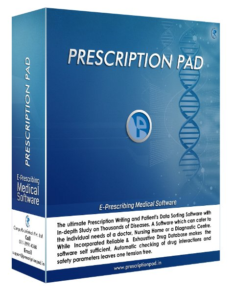 PRESCRIPTION PAD TURNS MEDICAL PRESCRIBING TO ONLINE