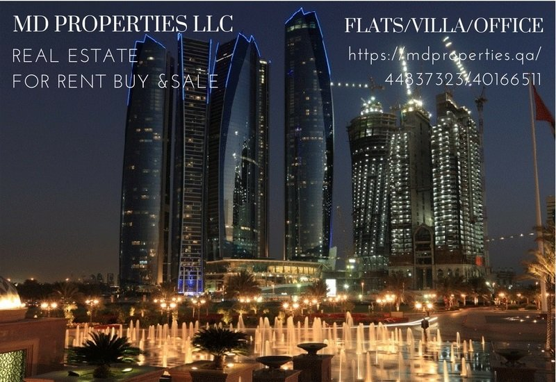 Qatar Real Estate, Property Finder Qatar, Rent Doha Qatar Real Estate – MD Properties LLC