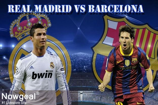 Real Madrid VS FC Barcelona Football Tips On 8/17/2017 Spain Supercopa De Espana