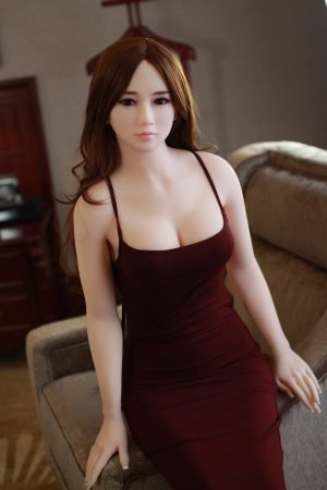 Realistic Blow Up Dolls With Realistic Facial Features And Sexy Body