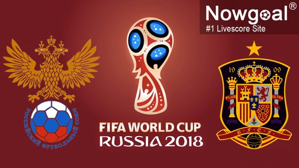 Russia VS Spain Prediction FIFA World Cup