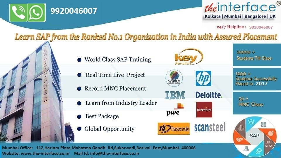 SAP FICO Training In Mumbai