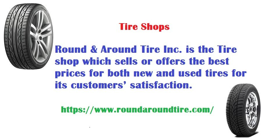 Searching For Tire Shops