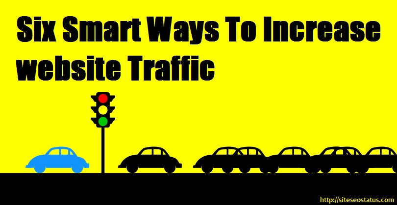 Six Smart Ways To Increase Website Traffic To A Website | Use Meta Ppc Keywords
