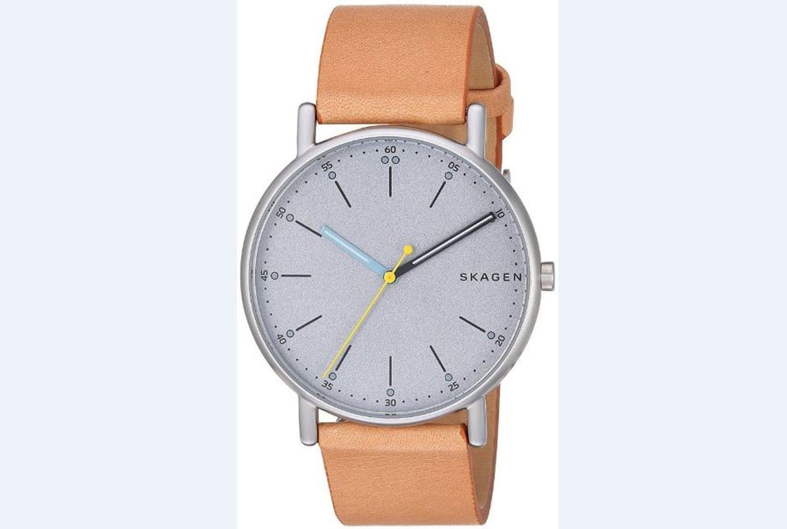 Skagen Signatur Quartz SKW6373 Men's Watch: A Danish Saga Untold