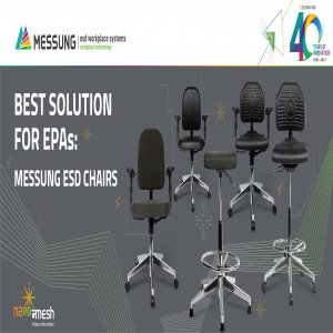 BEST SOLUTION FOR EPAs: MESSUNG ESD CHAIRS