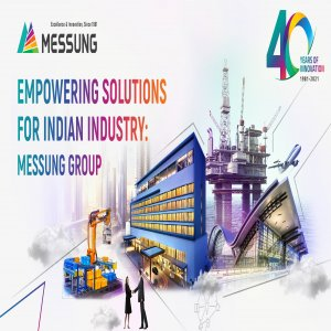 EMPOWERING SOLUTIONS FOR INDIAN INDUSTRY: MESSUNG GROUP