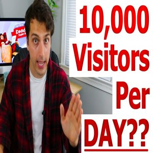 How To Grow A New Website To Over 150,000 Organic Visits Per Month   Grow Website Traffic