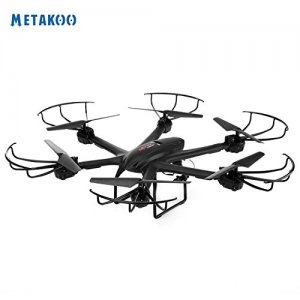 Metakoo X 601 RC Quadcopter Drone With WIFI FPV Camera Altitude Hold