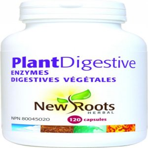 New Roots PLANT DIGESTIVE ENZYMES