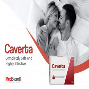 Satisfying Benefit Of Caverta Tablets