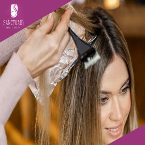 Take The Stress Out Of Hair Color