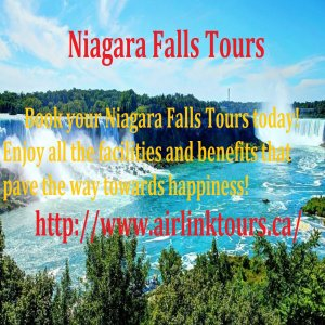 The TOURS That Wins Customers - Niagara Falls Tours!