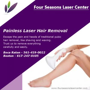 Top Reasons To Get Laser Treatment For Hair Removal!