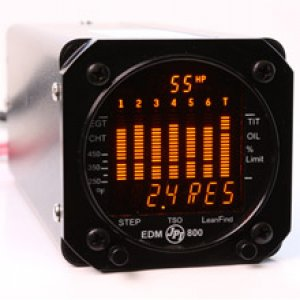 What Are The Specifications & Features Of EDM 800 In Aircraft?