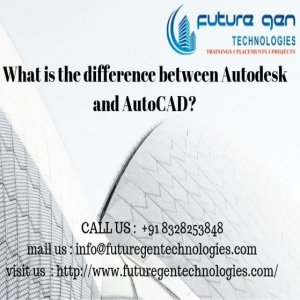 What Is The Difference Between Autodesk And AutoCAD?