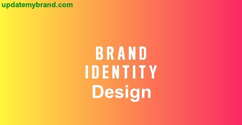 Stand Out In The World Full Of Competitors With A Brand Identity Design