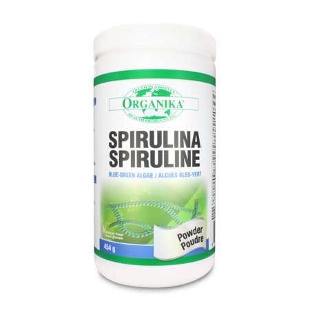 The Algae Spirulina Has Many Health Benefits