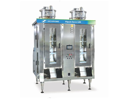 The 'Bullet Train' Of Milk Pouch Packaging: Nichrome Filpack 12K