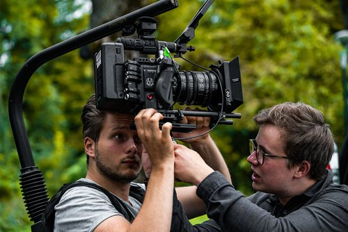 The Creative Process Of Commercial Film Director