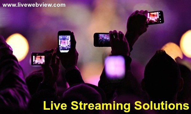 The Era Where Technology Meets Necessity - Live Streaming Solutions