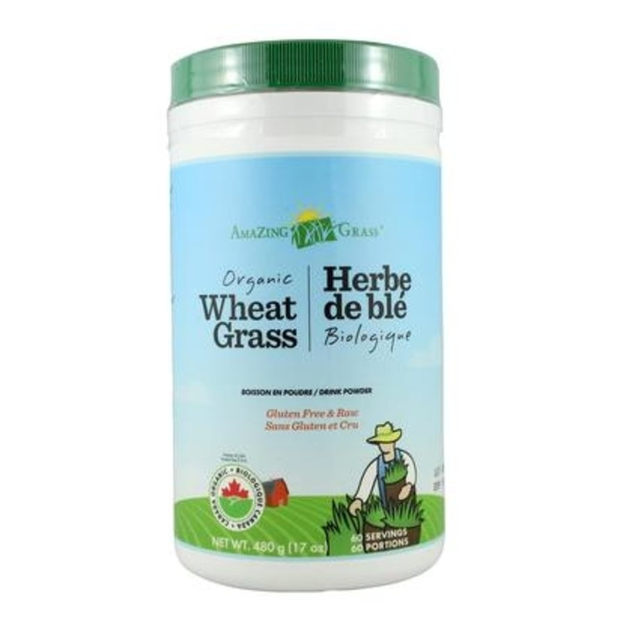 The Health Benefits Of Organic Wheat Grass