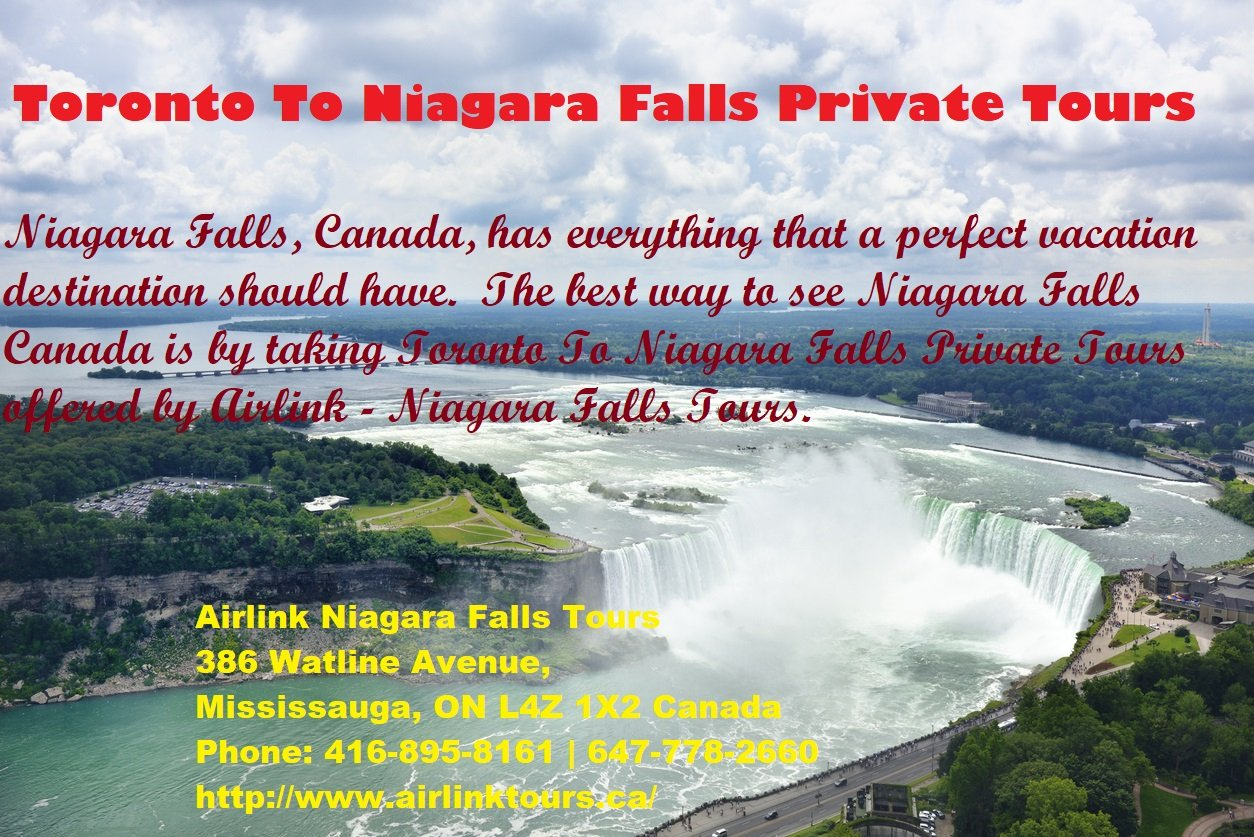 The TOURS That Wins Customers - Best Niagara Falls Tours!