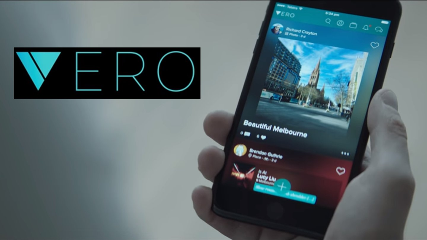 The Vero App Is Neatly Curated To Maintain Interest