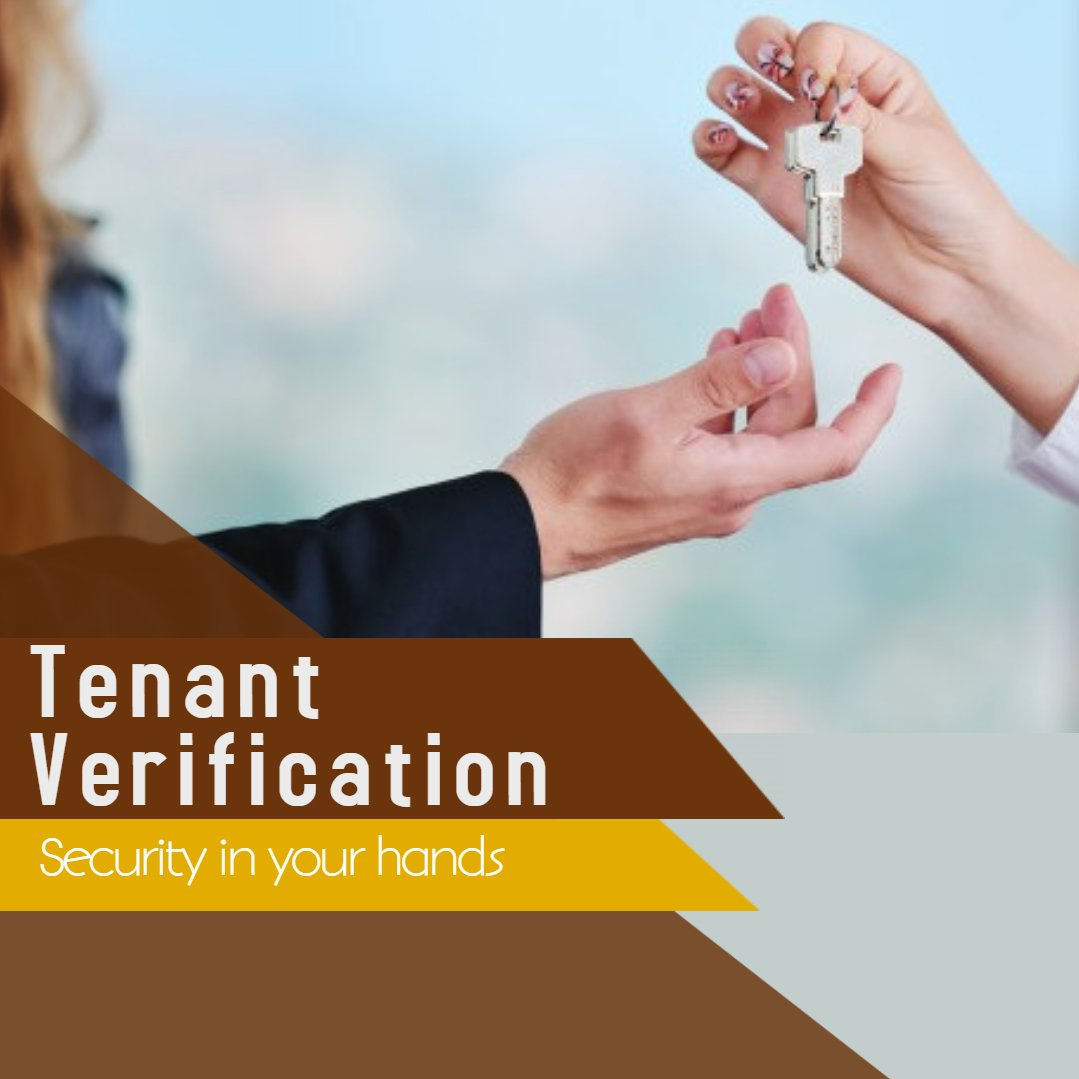 Things To Know About Tenant Verification
