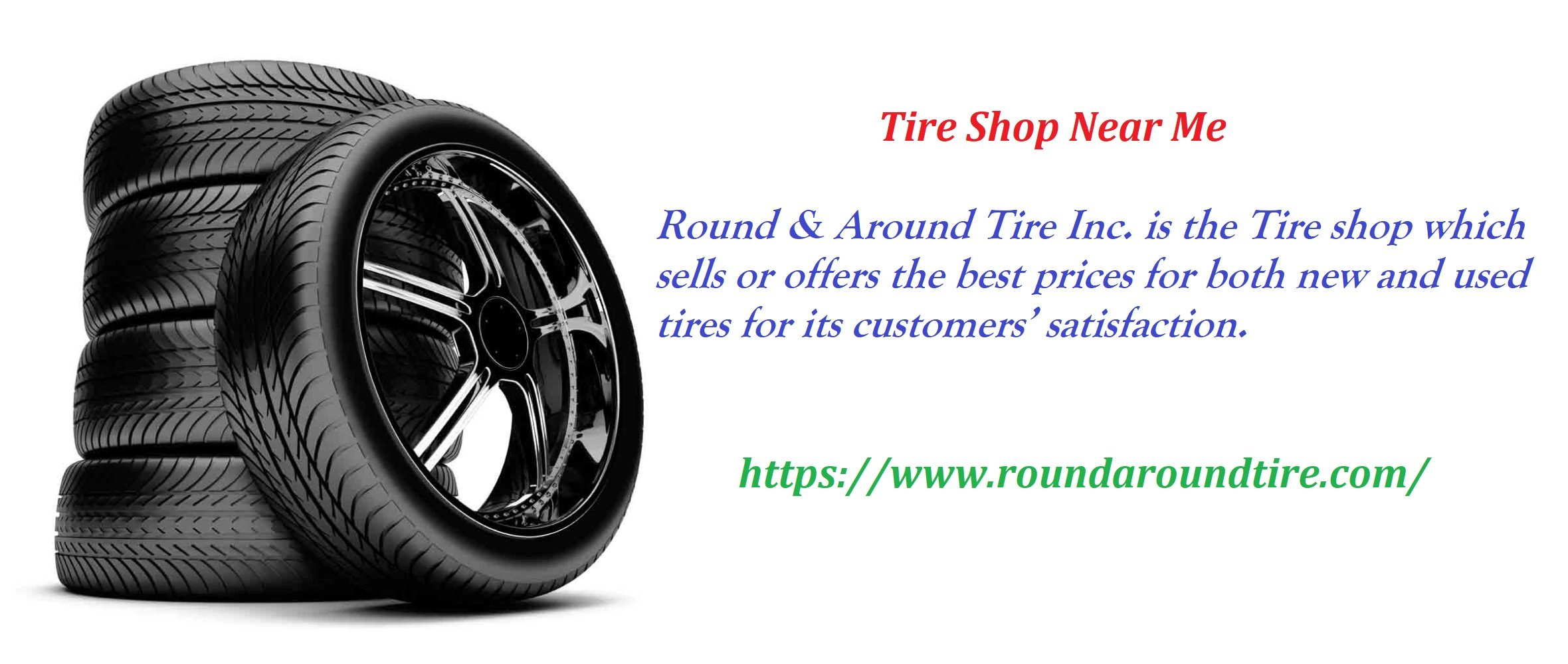 Tire Shop Near Mee