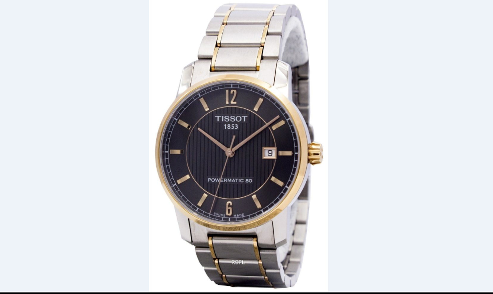 Tissot T-Classic Titanium Automatic T087.407.55.067.00 Mens Watch: An Extremely Straightforward Piece