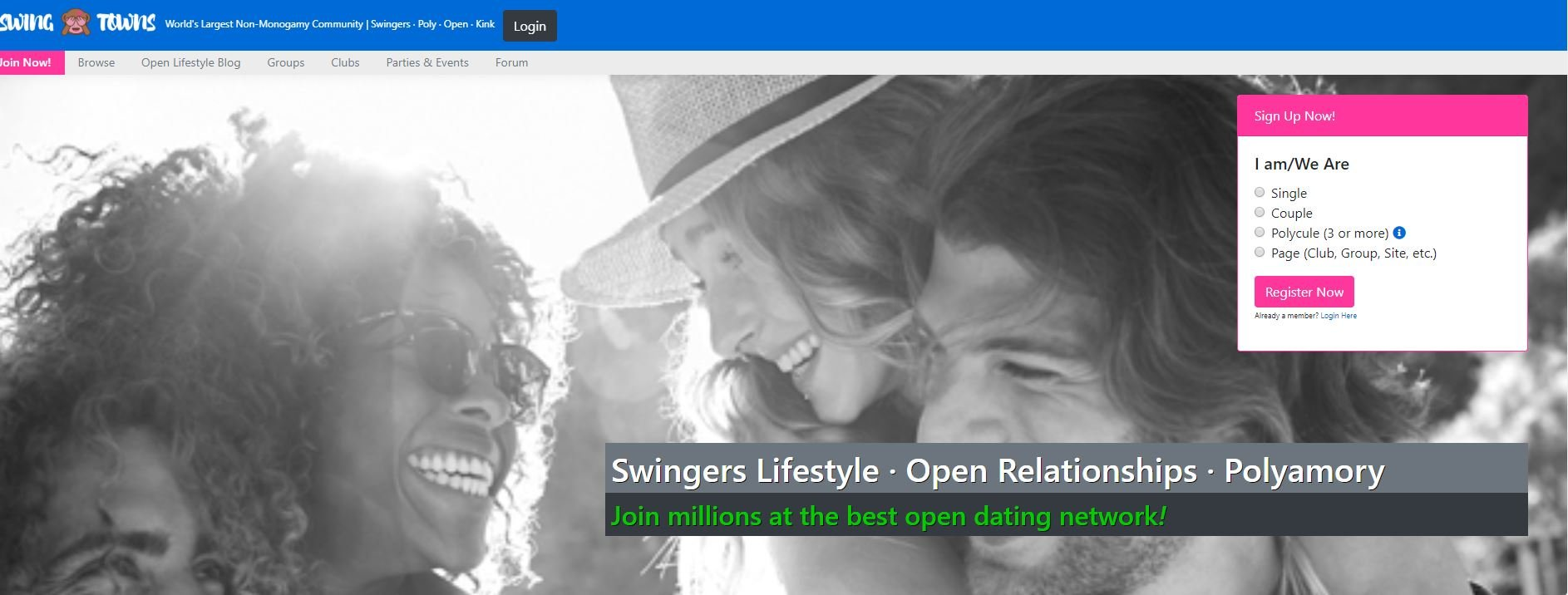 Top Advantages Offered By Swinger Sites