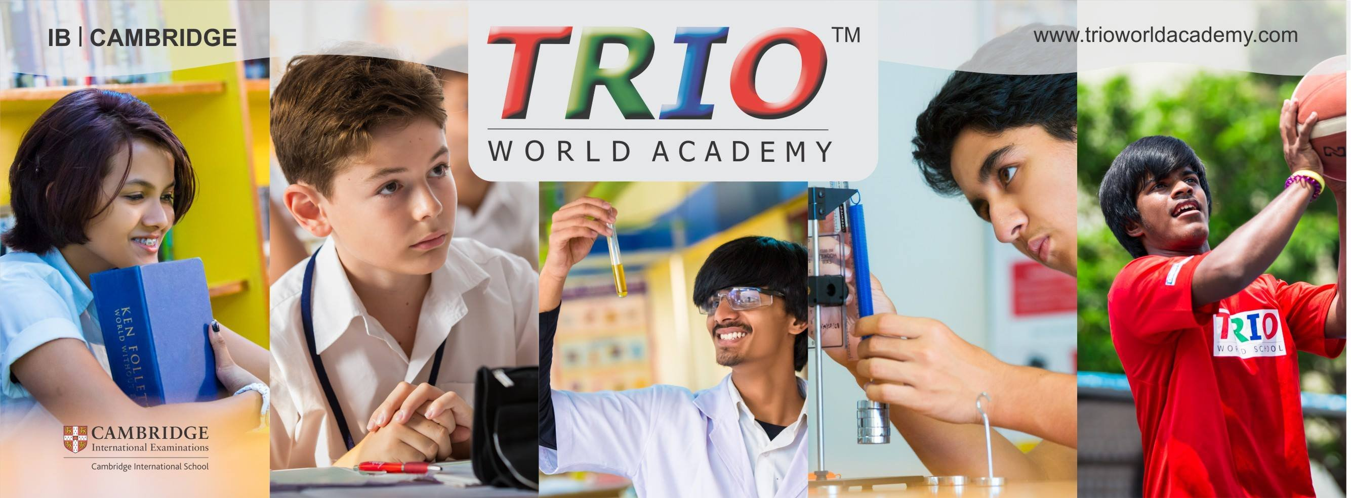 Trio World Academy-Residential School In Bangalore