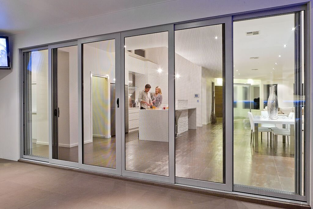 Use Of Crimsafe Doors And Security Screens In Homes