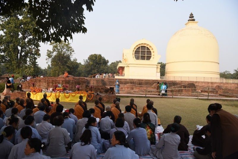 Visit Buddhist Tourist Places In India With IRCTC