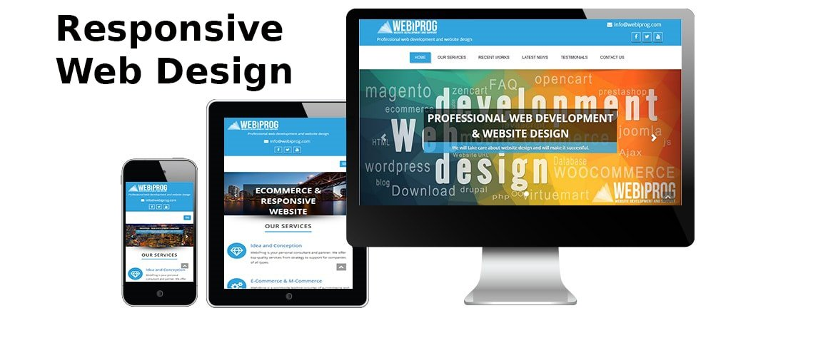 Website Design: Basic Stages, Useful Tips