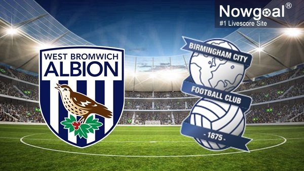 West Bromwich VS Birmingham City Prediction