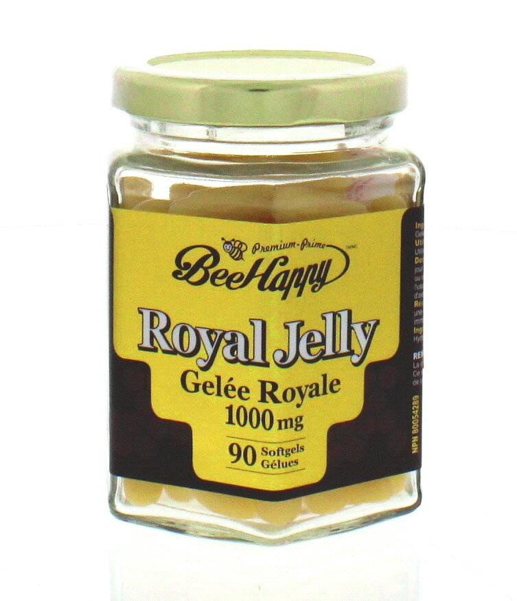 What Are Exclusively Designed Benefits Of Royal Jelly Bee Pollen?