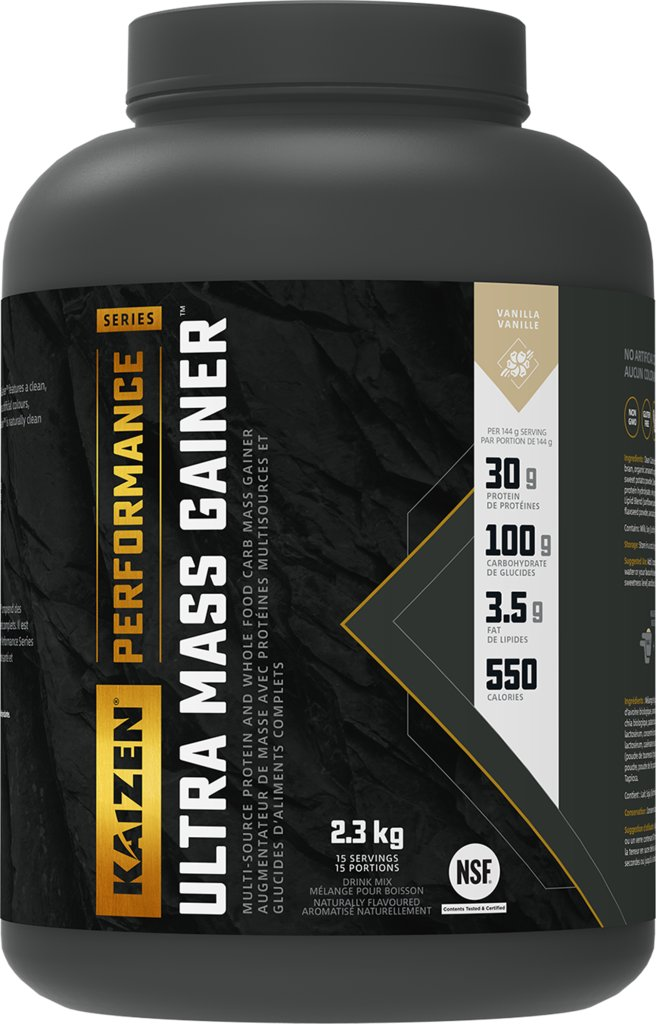 What Are The Advantages Of Mass Gainer?