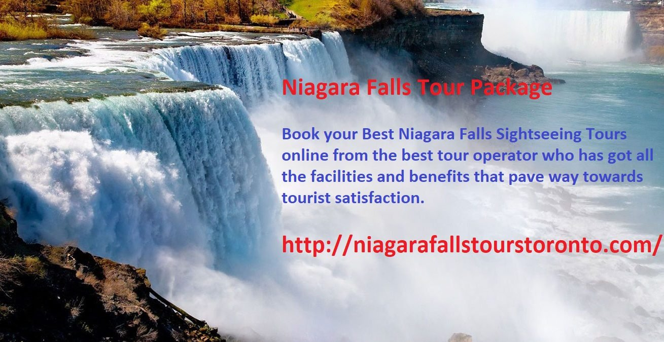 What Is The Best Niagara Falls Tour Package From Toronto?