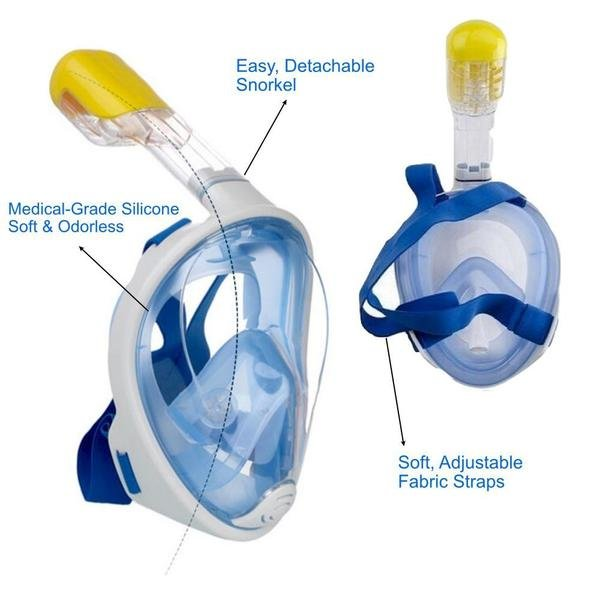 What You Need To Know About Scuba Diving Masks