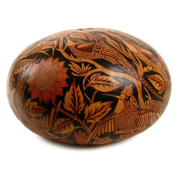 Why Is It Important To Purchase Fair Trade Peruvian Carved Gourds Products?