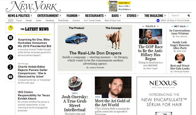 Why You Need To Be Serious About New York Times Magazine Online?